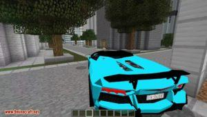 Мод на машины - Alcara для minecraft 1.7.10