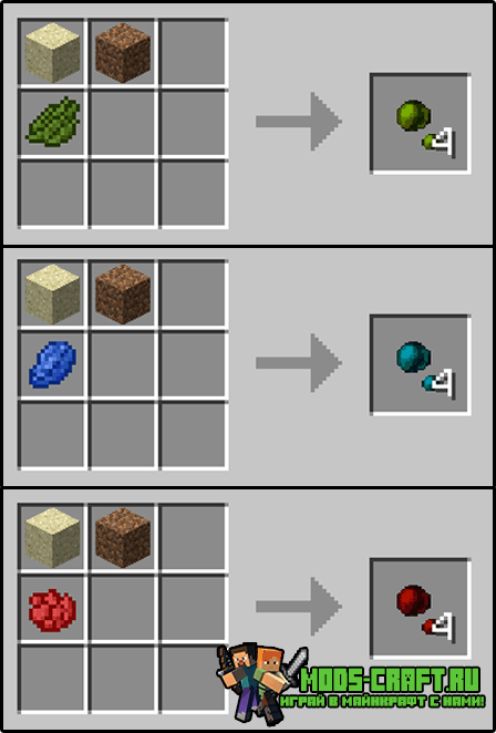 Мод на Мебель - DecoCraft для minecraft 1.12.2 1.11.2 1.10.2 1.9.4 1.8 1.7.10 1.6.4