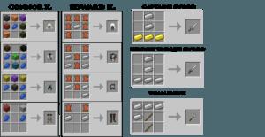 Мод MineCreed для minecraft 1.10.2/1.9.4/1.8.9/1.8