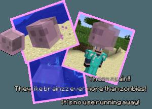 Мод Primitive Mobs для minecraft 1.7.10/1.7.2/1.5.2