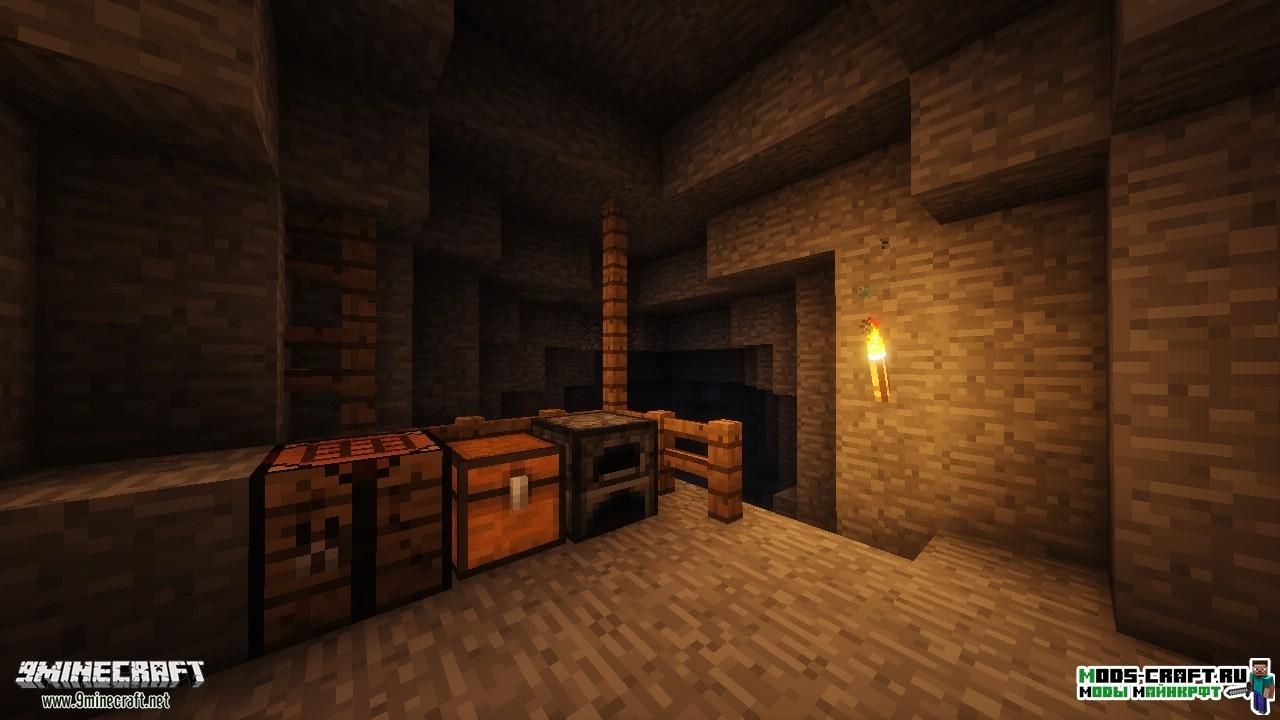 Мод на Шейдеры для minecraft 1.12.2 1.11.2