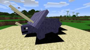 Мод на Динозавров - Dinosaur Dimension для minecraft 1.7.10