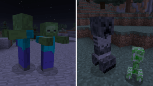 Мод на новых мобов - Special Mobs для minecraft 1.7.10 1.6.4 1.5.2