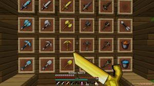 Оружейный ресурс-пак для minecraft 1.11.2 1.10.2