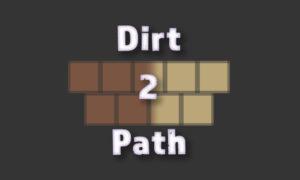 Мод Dirt 2 Path для minecraft 1.12.2 1.11.2