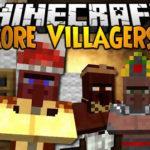 Мод на Новые деревни — Diversity для minecraft 1.7.10 1.7.2