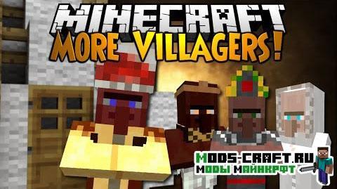 Мод на Новые деревни - Diversity для minecraft 1.7.10 1.7.2