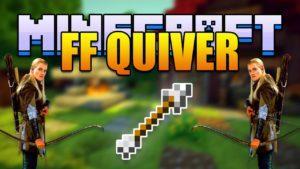 Мод на Новые стрелы - FF Quiver для minecraft 1.11.2 1.10.2 1.9.4 1.8.9 1.8
