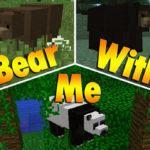 Мод на Медведей — Bear With Me для minecraft 1.12.2 1.11.2 1.10.2