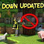 Мод Chop Down Updated для minecraft 1.12.2 1.12 1.11.2 1.11 1.10.2 1.9.4