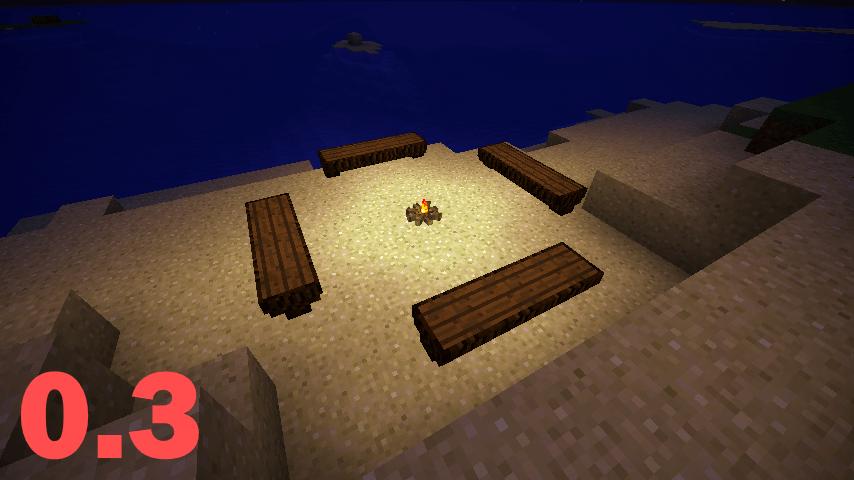 Мод на мебель и декор - Useful Interior для minecraft 1.12.2