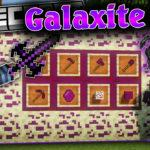 Мод на новую руду — Galaxite Ore для minecraft 1.12.2