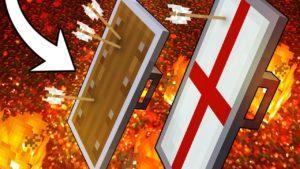 Мод на щиты - Shield Parry для minecraft 1.12.2