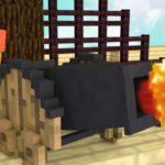 Мод на пиратские корабли — Valkyrien Warfare для minecraft 1.12.2 1.11.2 1.10.2