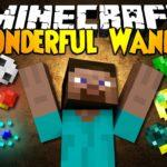 Мод на Волшебные палочки — Wonderful Wands для minecraft 1.11.2 1.10.2 1.9.4 1.8.9 1.8 1.7.10 1.6.4