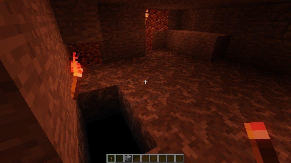 Мод Bedrock B Gone для minecraft 1.12.2 1.11.2 1.10.2