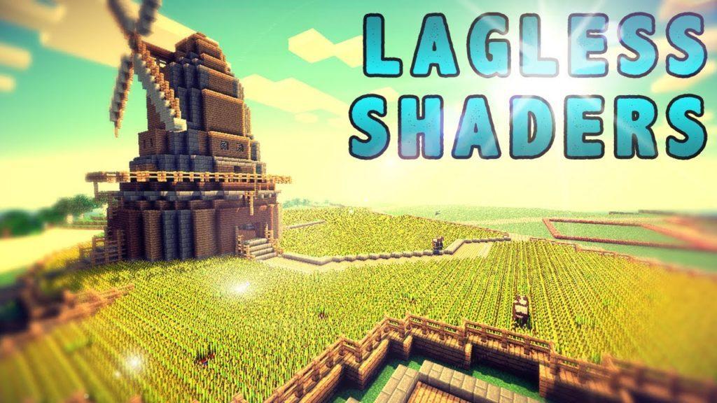 Шейдеры в стиле реализма Lagless Shaders для minecraft 1.12.2 1.8.9 1.7.10