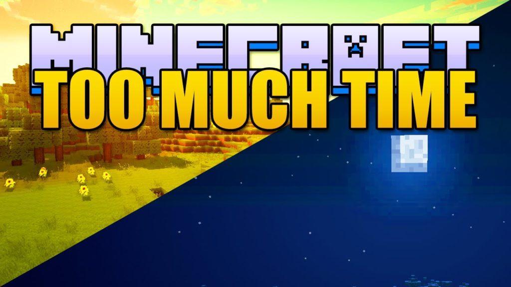 Мод Longer Days для minecraft 1.12.2