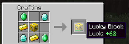 Мод Lucky Block (лаки блок) для minecraft 1.14.3, 1.12.2, 1.7.10