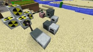 Мод Industrial Craft 2 для minecraft 1.12.2, 1.7.10