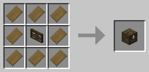 Мод BiblioCraft для minecraft 1.12.2, 1.11.2, 1.7.10