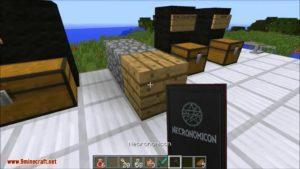 Мод на некромантию - Necromancy для minecraft 1.7.10/1.7.2