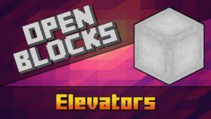 Мод на лифт для minecraft 1.15.1, 1.14.4, 1.12.2, 1.11.2, 1.10.2, 1.8.9