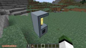 Мод Pixels для minecraft 1.7.10