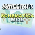 Мод Schematica для minecraft 1.12.2/1.11.2/1.8/1.7.10/1.5.2