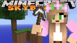 Карта Скайблок - SkyBlock на выживание для minecraft