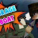 Мод на сундук в лодке - Storage Boats для minecraft 1.12.2/1.11.2/1.10.2
