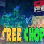 Мод на срубку дерева - Tree Chopper для minecraft 1.14.4, 1.12.2, 1.10.2