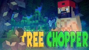 Мод на срубку дерева - Tree Chopper для minecraft 1.13.2 1.12.2 1.11.2 1.10.2