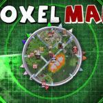 Мод VoxelMap для minecraft 1.14.4, 1.12.2, 1.7.10