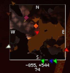 Мод на миникарту - VoxelMap для minecraft 1.12.2/1.11.2/1.10.2/1.9/1.8/1.7.10/1.5.2