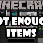 Мод Not Enough Items для minecraft 1.12.2 1.11.2 1.10.2 1.9.4 1.7.10 1.6.4 1.5.2