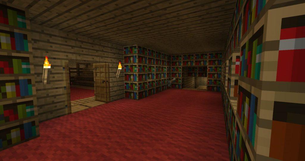 Мод Secret Rooms для minecraft 1.16.5, 1.15.2 1.14.4, 1.12.2, 1.7.10