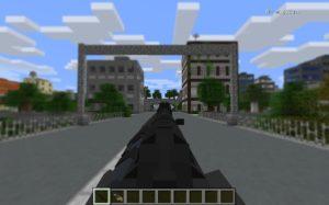 Мод Modern Warfare для майнкрафт 1.12.2