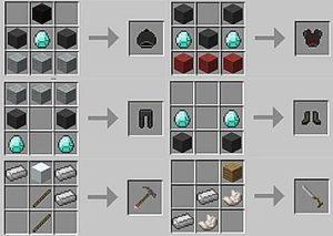 Мод Игра престолов - Frozencraft для minecraft 1.8 1.7.10
