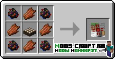 Мод Secret Rooms для minecraft 1.12.2 1.7.10 1.6.4 1.5.2