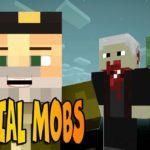 Куча новых мобов - Special Mobs для minecraft 1.12.2 1.7.10 1.6.4 1.5.2
