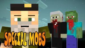 Мод на новых мобов - Special Mobs для minecraft 1.12.2 1.7.10 1.6.4 1.5.2