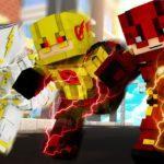 Быстрые супер герои — мод Speedster Heroes для minecraft 1.12.2 1.10.2 1.8.9