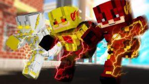 Мод Speedster Heroes для minecraft 1.12.2, 1.10.2, 1.8.9