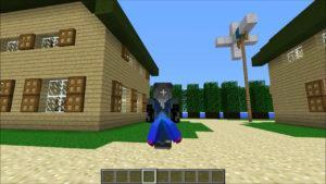 Мод на Хвосты - Tails для minecraft 1.12.2 1.11.2 1.10.2 1.9 1.8 1.7.10