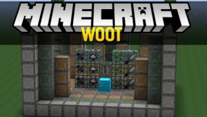 Мод на авто-ферму - Woot для minecraft 1.12.2 1.11.2 1.10.2 1.9.4
