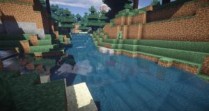Мод на реалистичные реки - Streams 1.12.2, 1.11.2, 1.8, 1.7.10
