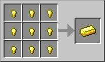 Рецепты крафта предметов в Майнкрафт (1.5.2 - 1.12.2)