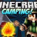 Мод Camping для minecraft 1.12.2, 1.11.2, 1.7.10