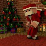 Мод на новогодние украшения для minecraft 1.12.2 1.10.2